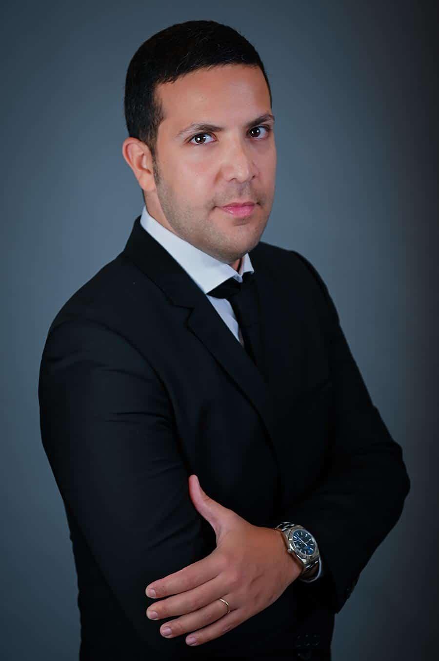 Lawyer Neil Hebroni